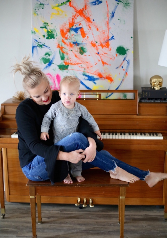 Family Canvas DIY