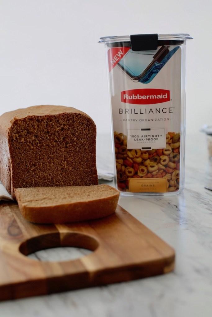 Bread Making + Storage