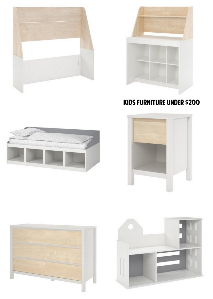 Kids Furniture Under $200