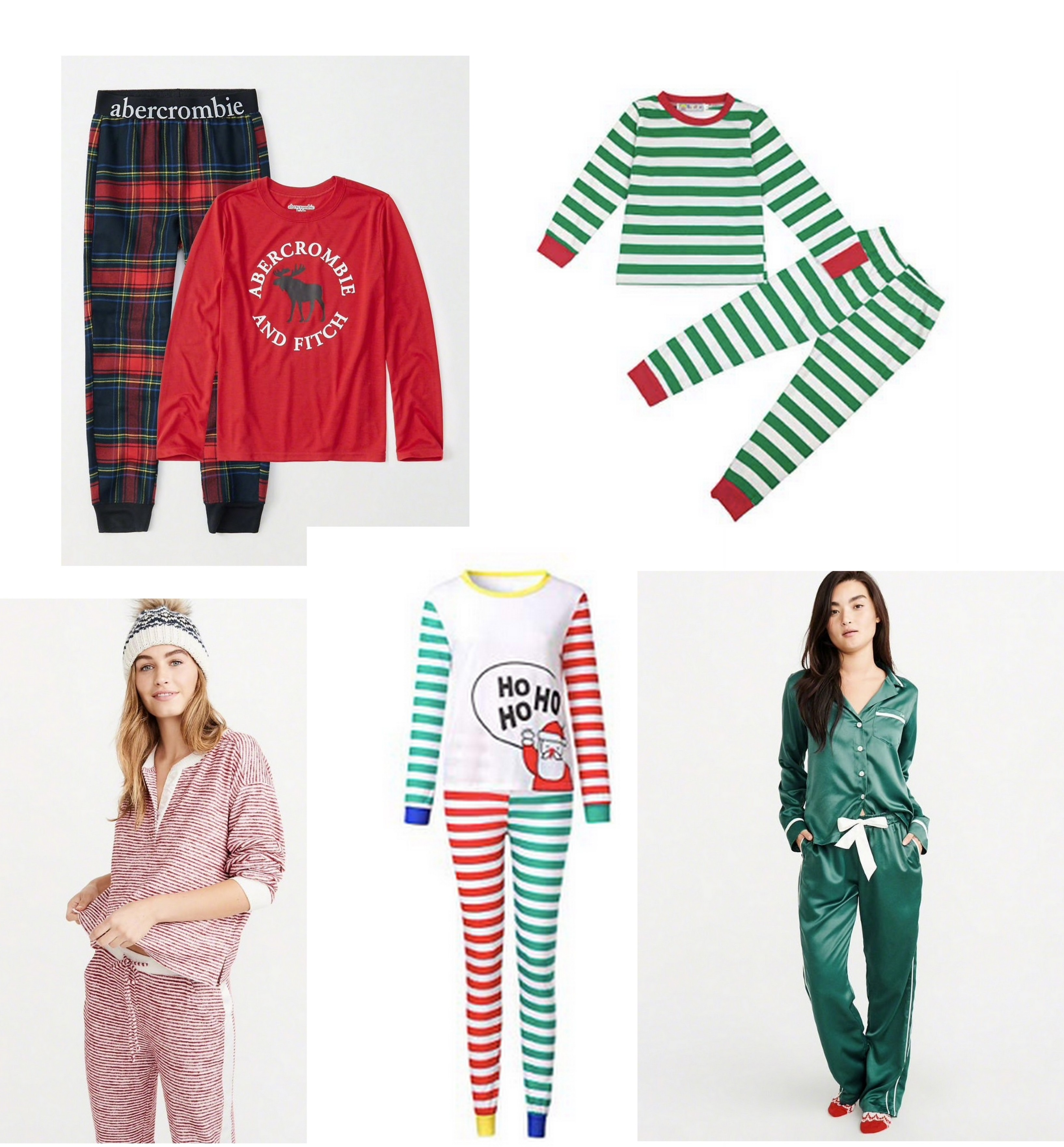 holiday pjs 2018