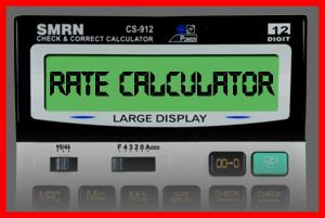 rate-calculator