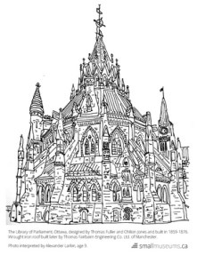 library_parliament_colouring