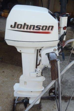 8hp Johnson Long Shaft