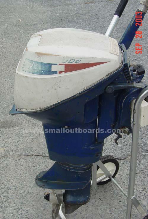 Evinrude Sportwin 95 Hp Outboard For Sale