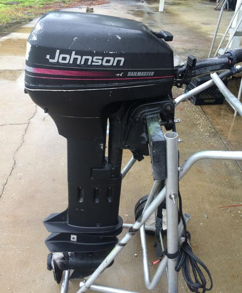 2 Hp Outboard Motor Parts