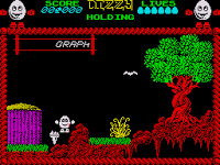 9ba3f-269382-dizzy-the-ultimate-cartoon-adventure-zx-spectrum-screenshot