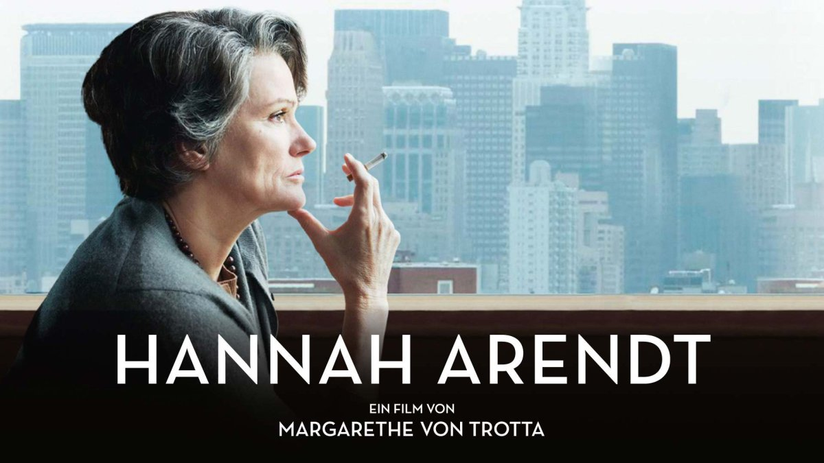 Film Review - Hannah Arendt - Philosophy and Harm