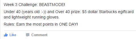 Kwitchyerbellyakin Fitness Challenge - Week 3 is Beastmode!