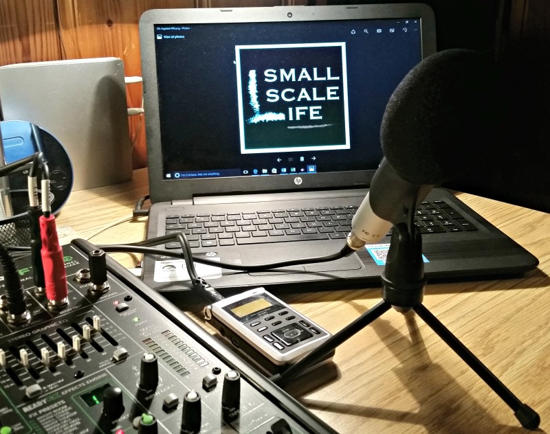 Small Scale Life Podcast