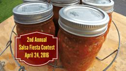 Salsa Contest; Contest; Salsa; Tomato; Jalapeno; Peppers