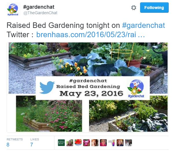 #Gardenchat: Raised Bed Gardening