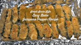 Jalapeno Poppers; Jalapeno Popper Recipe; How to Make Jalapeno Poppers; Recipes; How To; Do It Yourself; food preservation; freezing; appetizer