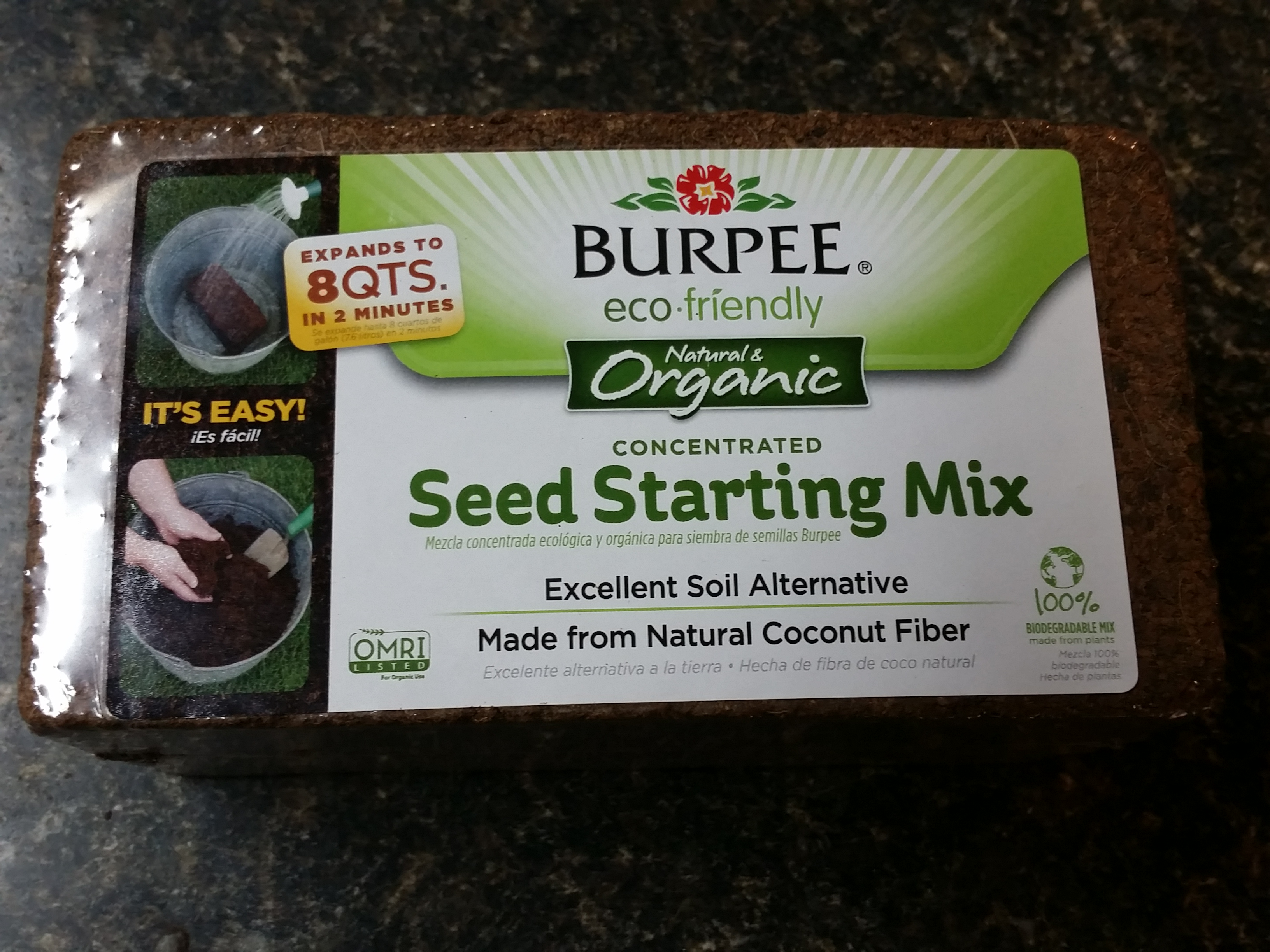 Potting Soil Challenge; Seedlings; Seeds; Indoor Garden; COIR
