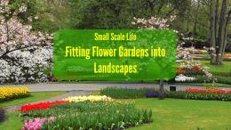 Garden; Flower Gardens; Landscapes