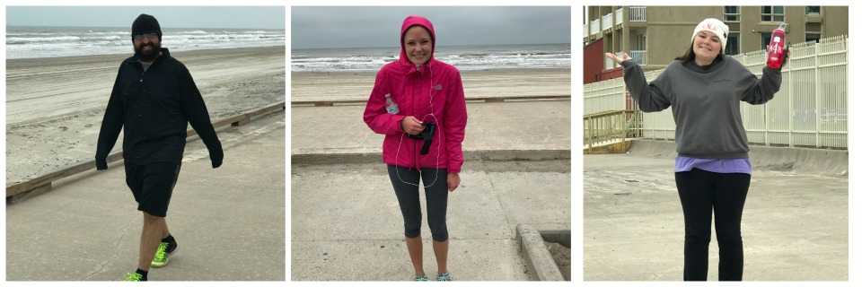 Miles 4 Mom Challenge, walking, running, family, beach, healthy lifestyle, workout, marathon, travel