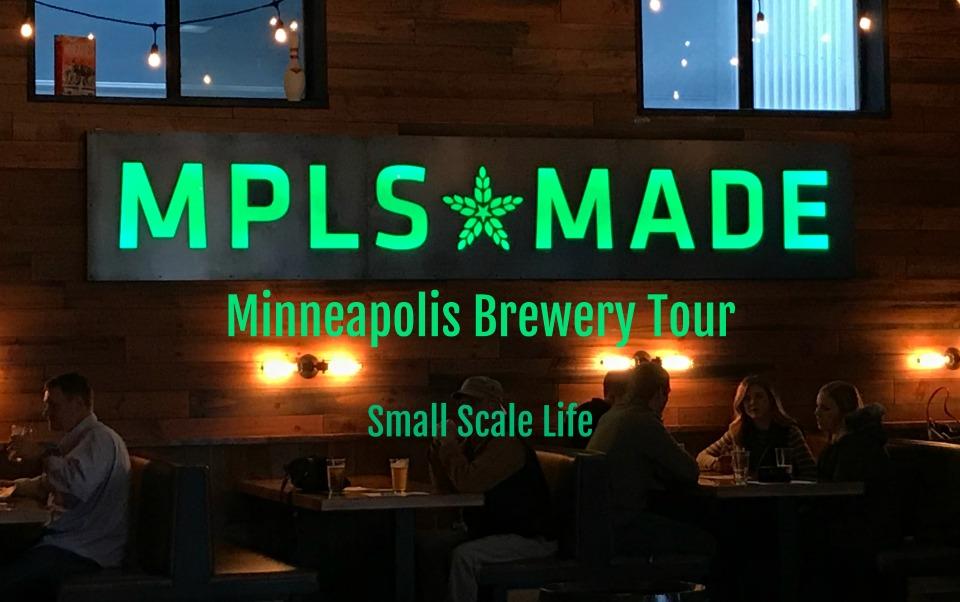 Minneapolis Brewery Tour