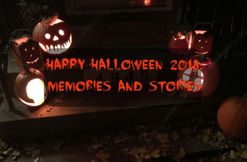 Happy Halloween 2018;