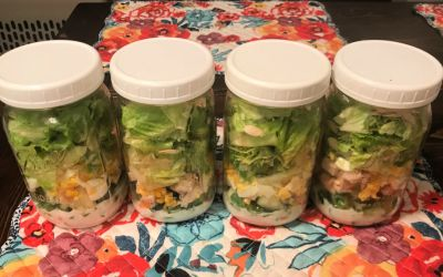 Day 6: Food Prepping for Success