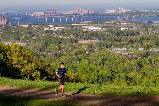 Last Runner Standing Ultramarathon, Duluth, MN