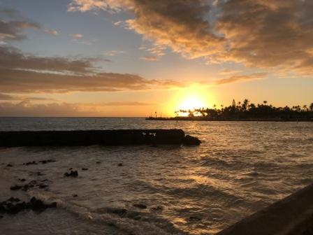 Prepare for a New Year, Sunset, Sunset in Kona HI