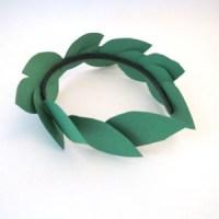 Laurel Wreaths Three Ways