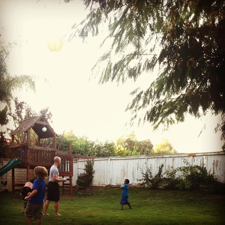 Backyard Baseball 09: Safe Families–Straight From My Journal