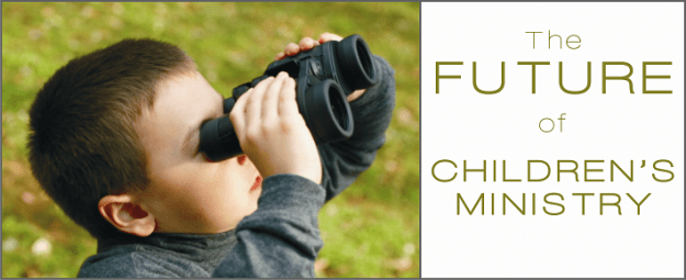 Future of Children's Ministry Ebook: Free Resource Friday