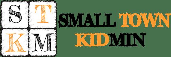 All New Small Town Kidmin