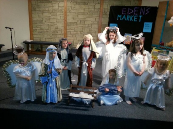 Preschool Nativity