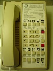 hotel room phone 287759695_40c9259276_m