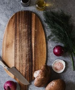 cutting board, food literacy