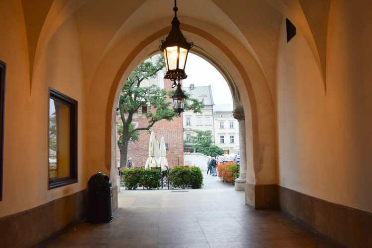 krakow solo travel