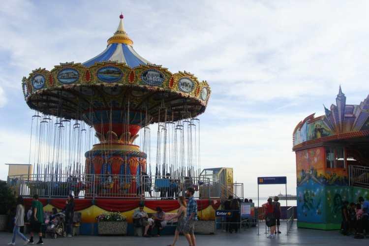 santa cruz attractions