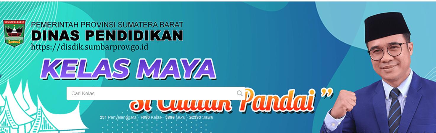 Portal Belajar Online Cadiak Pandai
