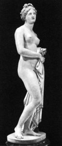 The Tinted Venus by John Gibson.
