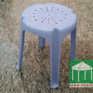 C0038 梅花圓椅