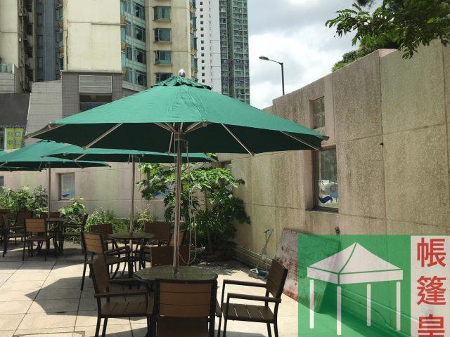 3米花園傘安裝圖-4