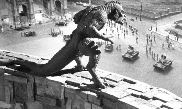 Ray Harryhausen stop, go, stop, gone
