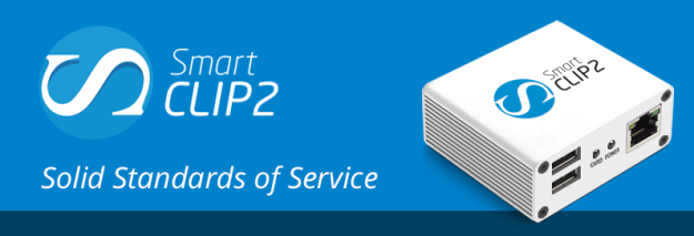 Header Smart-Clip2 Software v1.10.04 released! Root