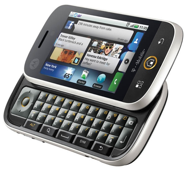 Motorola DEXT llega a Brasil por Claro