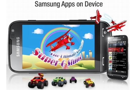 Samsung Apps se lanza en Brasil, Alemania, singapur y China