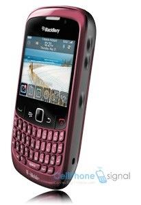 Blackberry 8520 fucsia