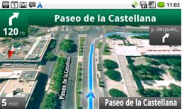 Google maps navegacion gratis españa