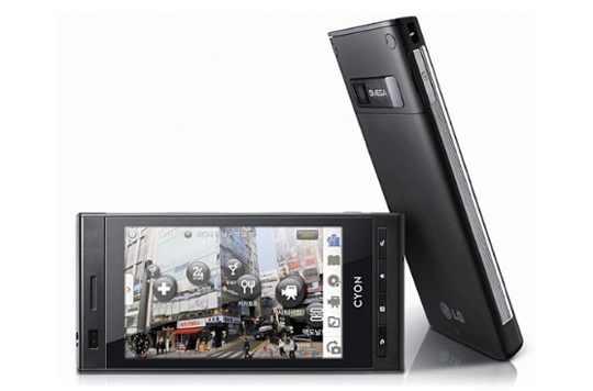 lg optimus q Android