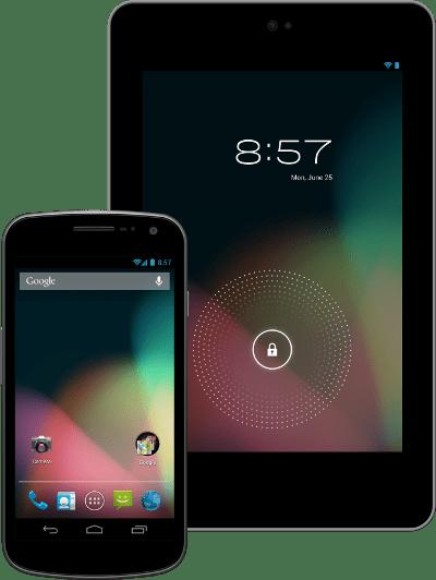 android 4.1 Jelly Bean OTA descarga