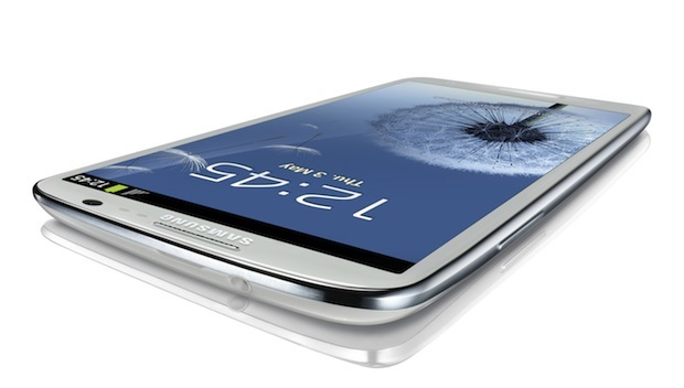 GALAXY S III Android Jelly Bean
