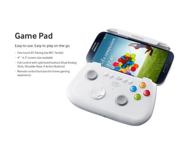 S Game Pad