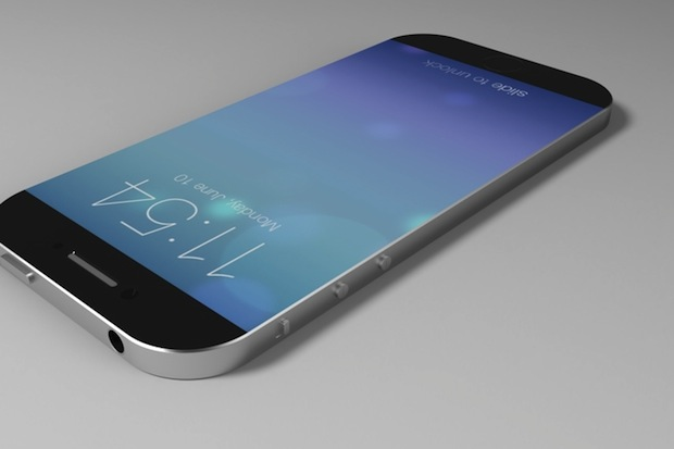 iphone seis concepto