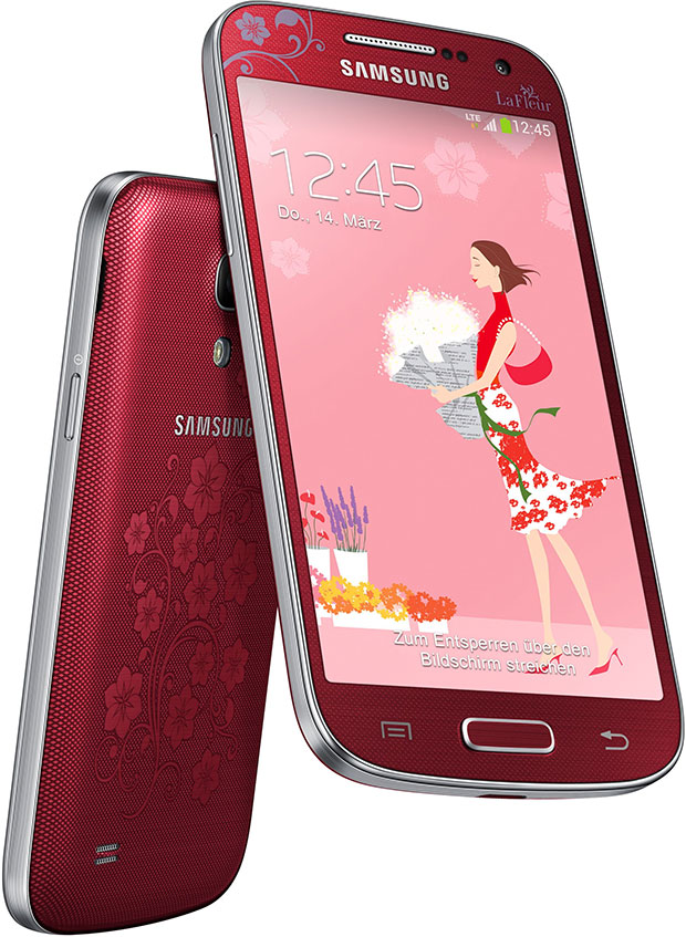 Galaxy S4 mini La Fleur