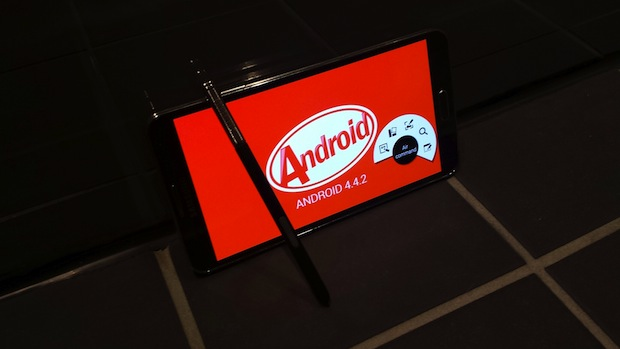 Android 4.4 KitKat Note 3